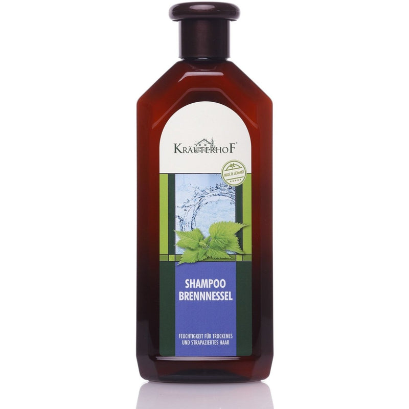 Herbal Shampoo Nettle - Crystal Cosmetics e-Store