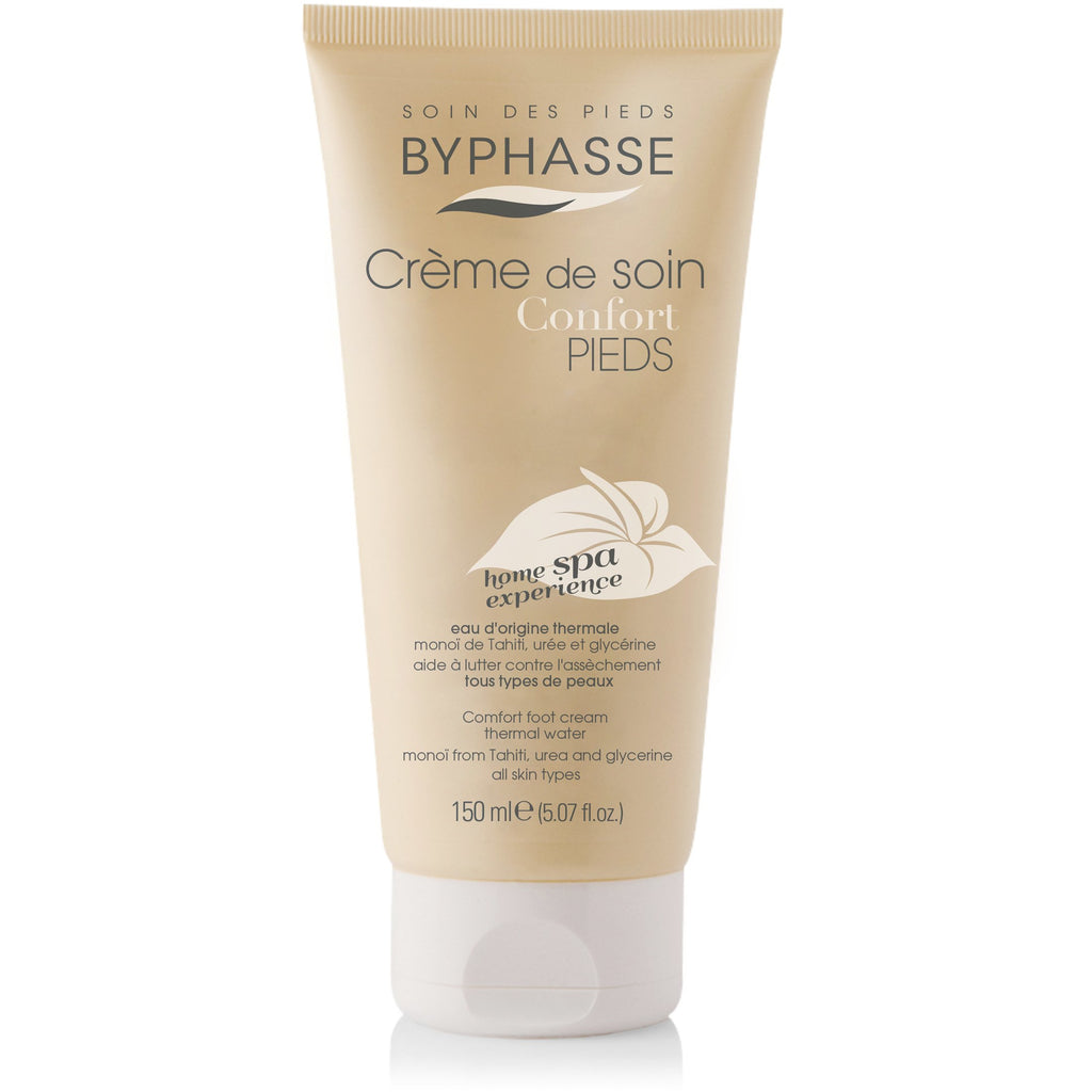 Home Spa Experience Comfort Foot Cream, For All Skin types - Crystal Cosmetics e-Store
