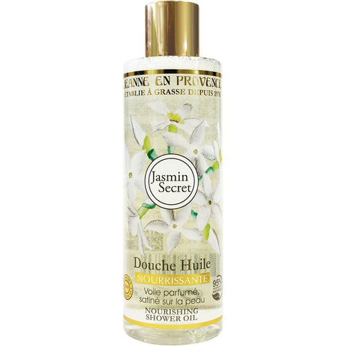 Jasmin Secret Shower Oil - Crystal Cosmetics e-Store