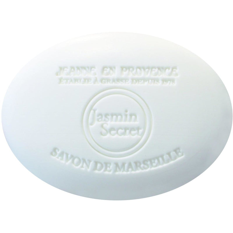 Jasmin Secret Solid Soap - Crystal Cosmetics e-Store