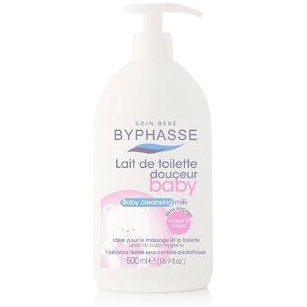 Baby Cleansing Lotion, Face and Body - Crystal Cosmetics e-Store