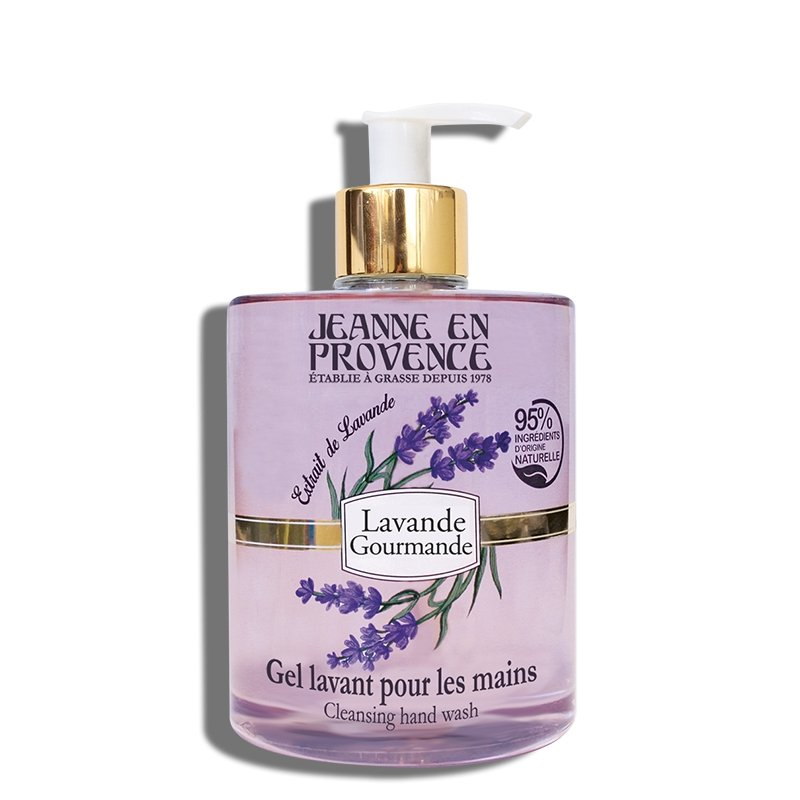 Lavender Liquid Soap - Crystal Cosmetics e-Store