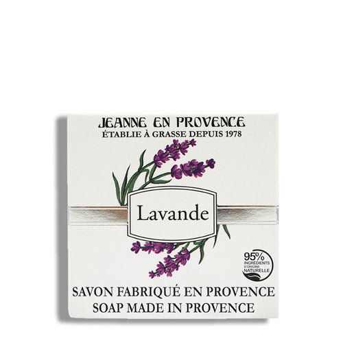 Lavender Solid Soap - Crystal Cosmetics e-Store