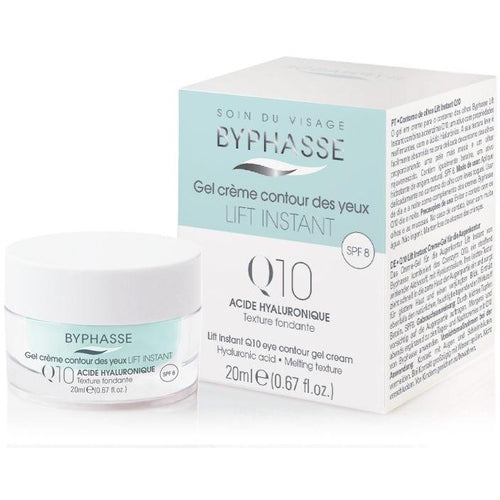 Lift Instant Eyes Gel Cream Q10, All Skin types - Crystal Cosmetics e-Store