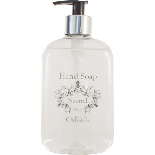 Liquid Soap Natural Paraben Free - Crystal Cosmetics e-Store