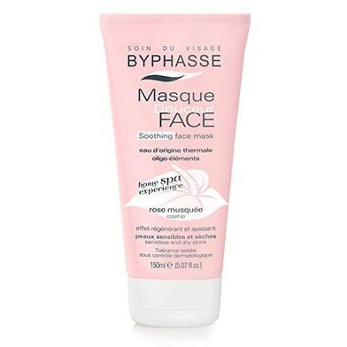 Home Spa Experience Soothing Face Mask, Sensitive To Dry Skin - Crystal Cosmetics e-Store