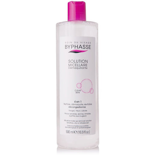 Micellar Make-Up Remover Solution Sensitive, Dry And Irritated Skin - Crystal Cosmetics e-Store