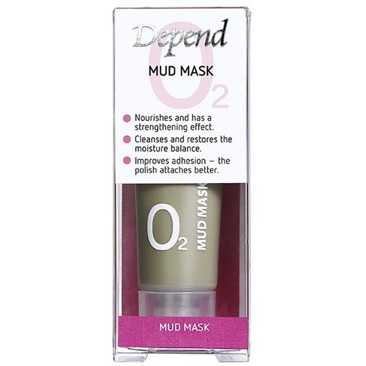 O2 Mud Mask - Crystal Cosmetics e-Store