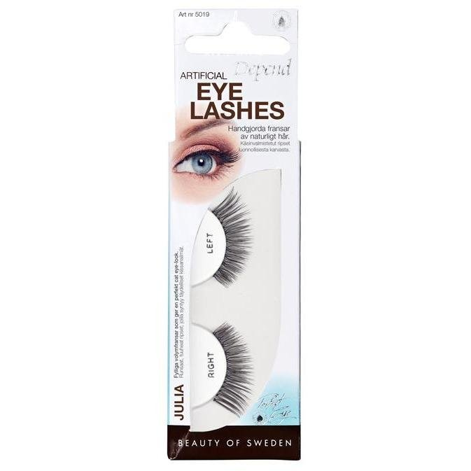 PE Artificial Eyelashes Julia - Crystal Cosmetics e-Store