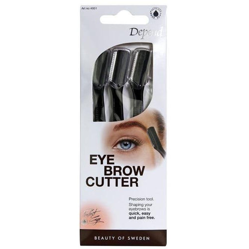 PE Eyebrow Cutter - Crystal Cosmetics e-Store