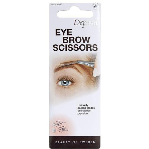 PE Eyebrow Scissors - Crystal Cosmetics e-Store