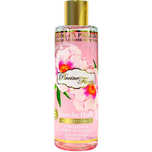 Pivoine Féérie Shower Oil - Crystal Cosmetics e-Store