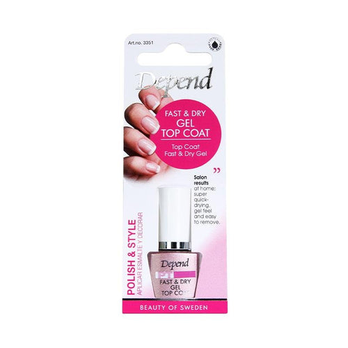 PT Fast & Dry Gel Top Lack - Crystal Cosmetics e-Store