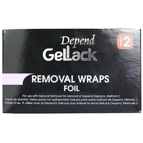 Removal Wraps Foil - Crystal Cosmetics e-Store