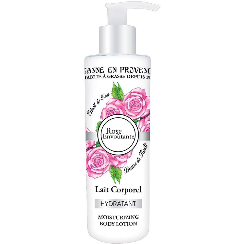 Rose Envoutante Body Lotion - Crystal Cosmetics e-Store