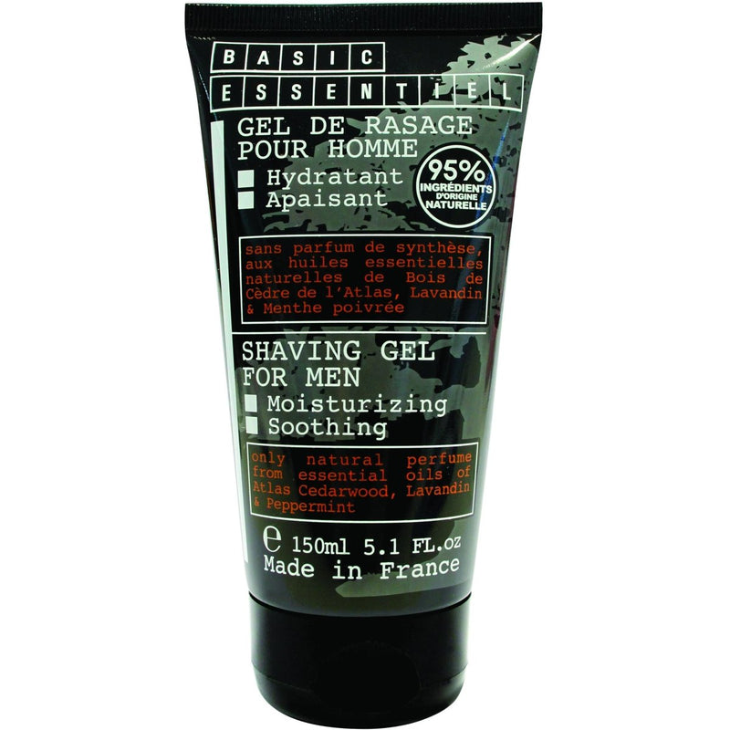 Shaving gel - Crystal Cosmetics e-Store