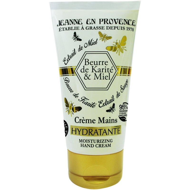 Shea Butter & Honey Hand Cream - Crystal Cosmetics e-Store