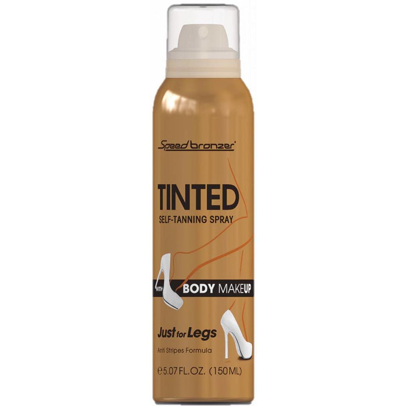 Tinted Self Tanning Spray - Just for Legs - Crystal Cosmetics e-Store