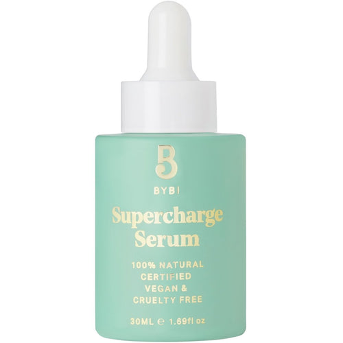 Supercharge Serum - Natural Facial Oil - Crystal Cosmetics e-Store
