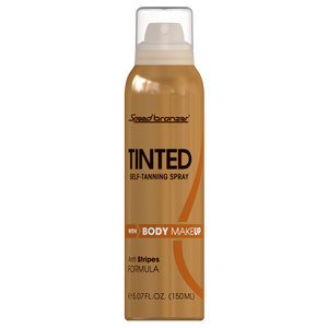 Tinted Self Tanning Spray