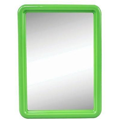 Zenner mirror with handle 14X19CM - Crystal Cosmetics e-Store
