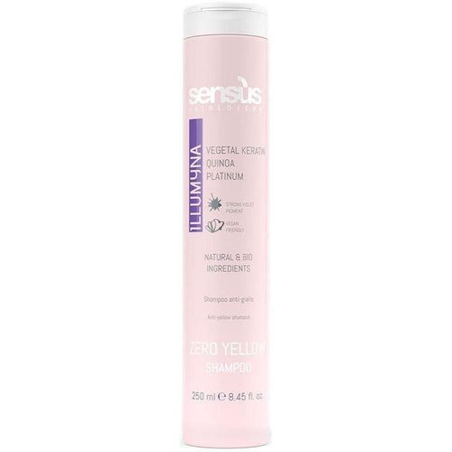Zero Yellow Shampoo 250 ml - Crystal Cosmetics e-Store