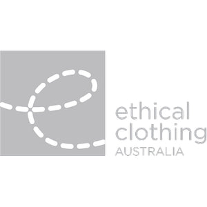 Angela Bell from Ethical Clothing Australia shares her story + values