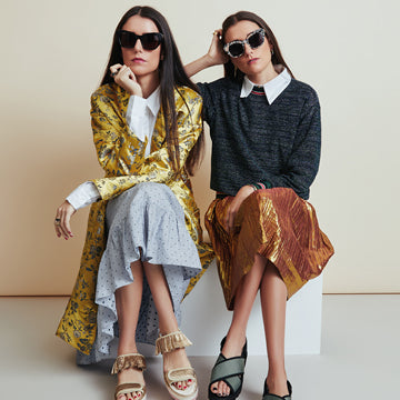 Jess + Stef, the brilliant sister duo behind shoe brand Twoobs!