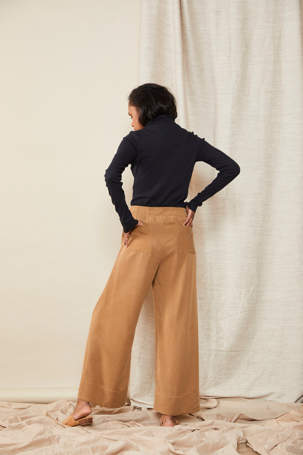 Straight Pant | Toffee