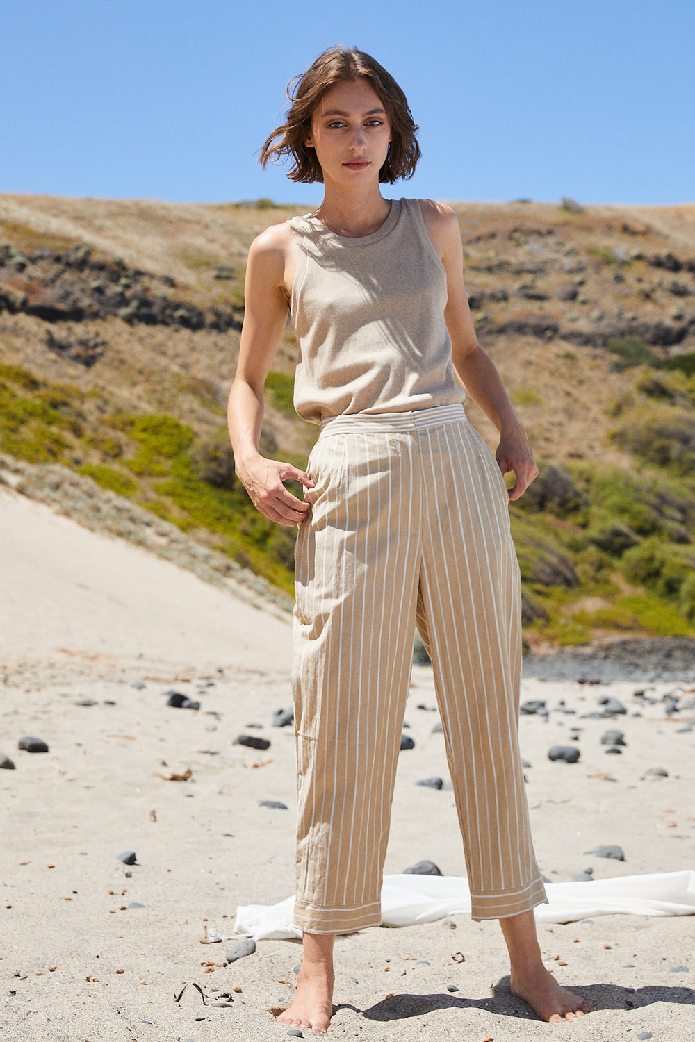 Pre-order / Direction Pants | Sand