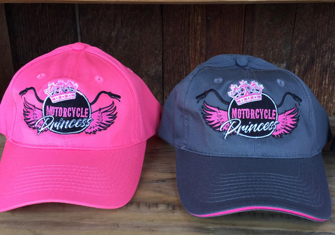 Motorcycle Princess Ballcaps #2