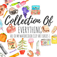 Everything Bundle Clip Art Collection
