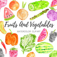Vegetable And Fruit Bundle