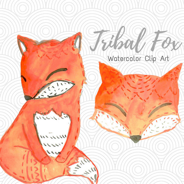 Fox animal Clip Art
