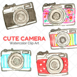 Camera Photography Clip Art