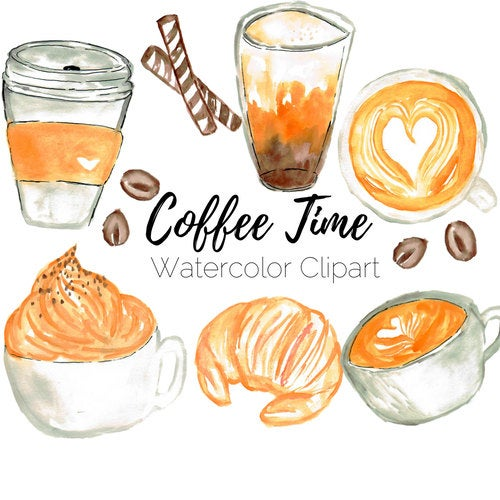 Coffee Cafe Clip Art