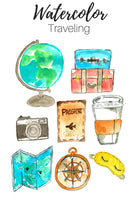 Travel clip art