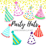 Party Hat brithday Clip Art