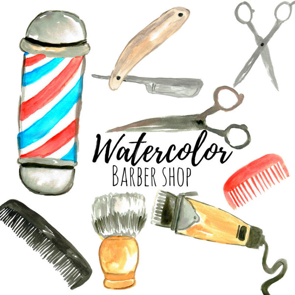 Barber shop Clip Art