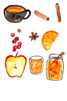 Fall Apple Cider Clipart