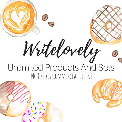 Unlimited Commercial Use License