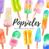 Ice cream Popsicle clipart