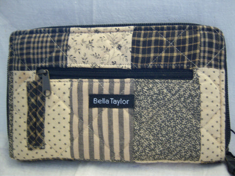 BELLA TAYLOR KETTLE GROVE ZIP WALLET!