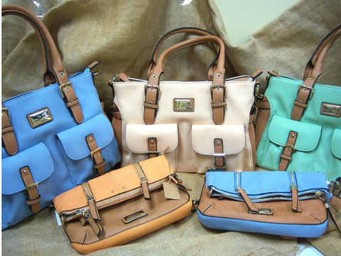 Leather Handbags by Noelle
