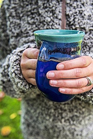 Handwarmer Mugs in a variety of colors