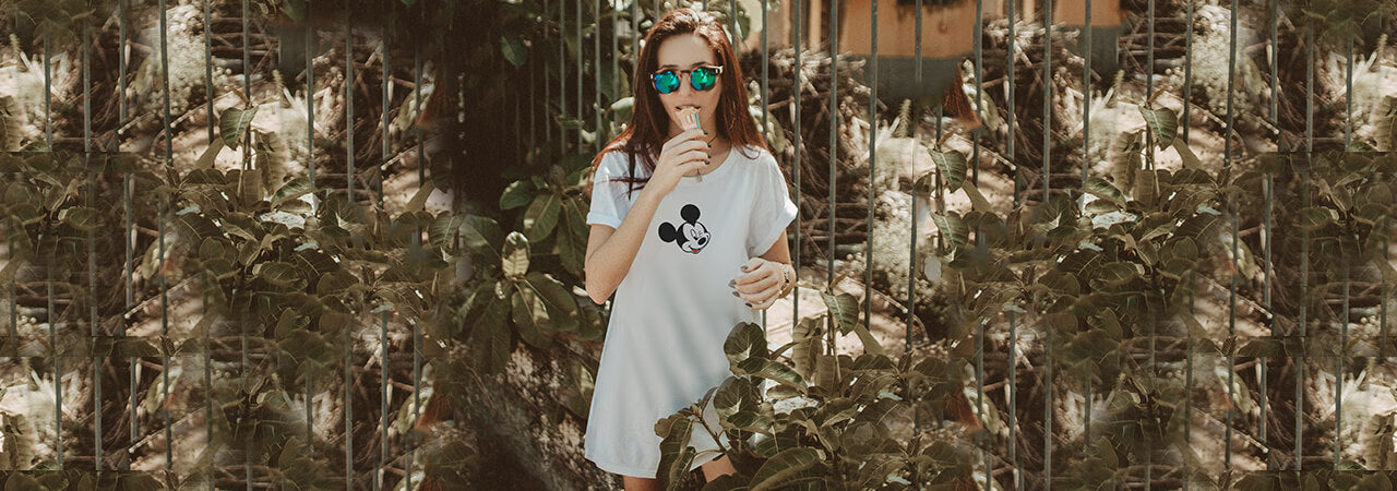 T-Shirt Dresses for Women