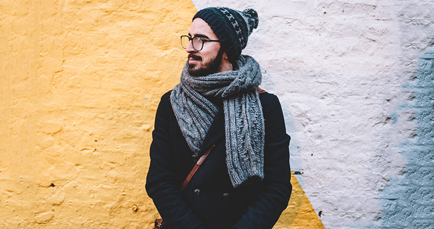 Scarves for that added layer of style
