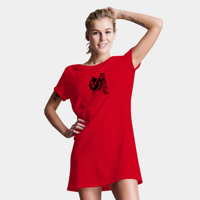 Spiderman-Stealth Mode On T-Shirt Dress