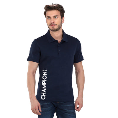 Born Champion Polo T-Shirt