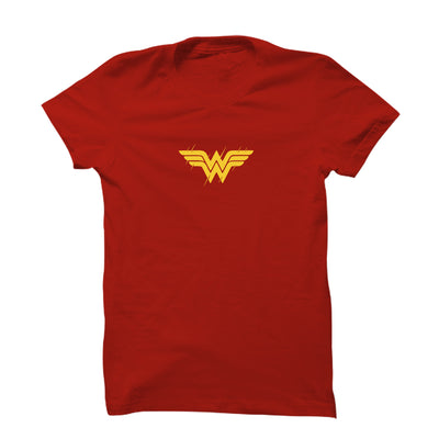 Wonder Women Logo T-Shirt